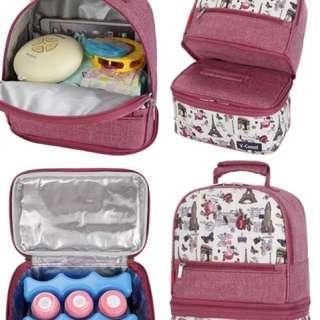 Mama cooler bag for breast feeding Mummy
