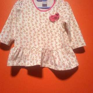 Dress Brand Anakku 12-18 months