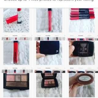 Random prelove makeups