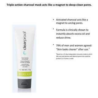 [INSTOCK] Charcoal Mask