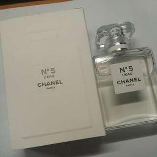 有單 Chanel No 5 L'eau 香水 50ml