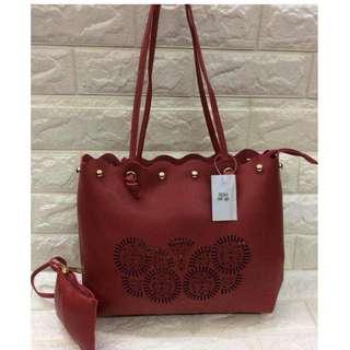 Korean tote bag