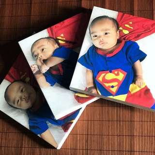 Customisable Canvas for baby nursery!