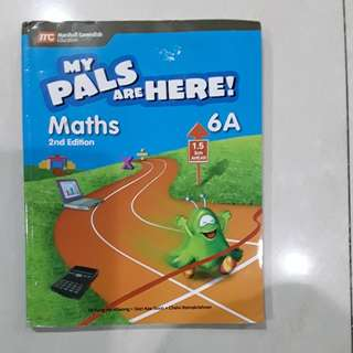Primary 6 Maths Textbook 6A