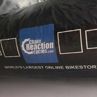 Chain reaction cycles bicycle cover