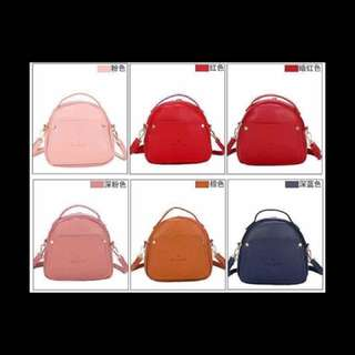 Fashion Korea Mini 3 way backpack bag