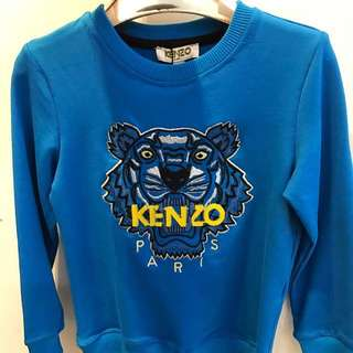 🆕👦🏻SALE🎉🛍 Authentic KENZO Sweater for Child from 2-3 years old