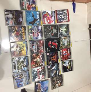 PS3 Games
