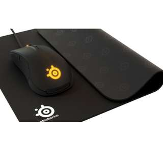 Steelseries Qck gaming mouse paf