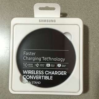 Wireless charger convertible!