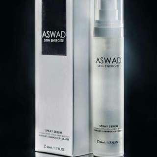 Aswad spray serum