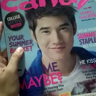 Candy Magazine Back Issue