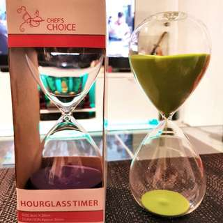 HOURGLASS TIMER 30 minutes
