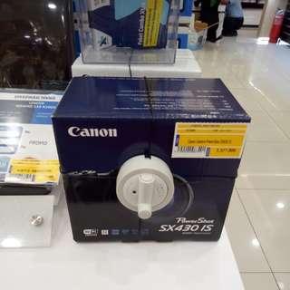 Kamera Canon bisa dicicil