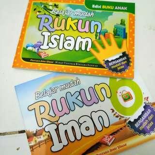 Rukun Iman & Rukun Islam