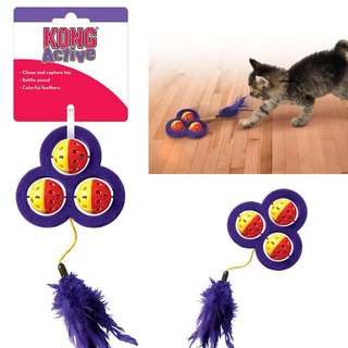 Brand New Kong Active Chase Craze Cat and Kitten Toy