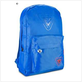 #ORIGINAL PLAYBOY STYLISH BLUE BACKPACK