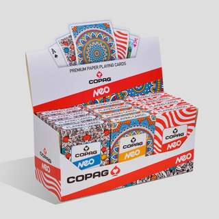 Copag Neo Playing Cards Mandala/Nature/Stripe