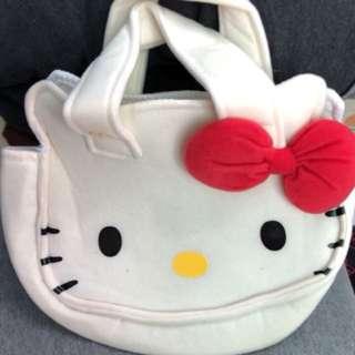 🚚 Kitty袋子有兩個