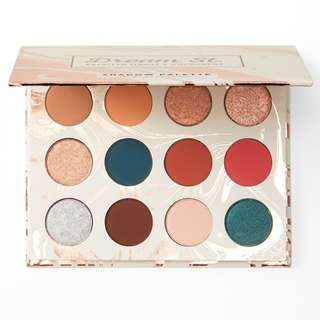 BRAND NEW INSTOCK: ColourPop Dream St. Pressed Powder Shadow Palette