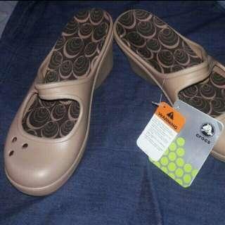 Original Crocs wedge
