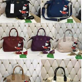 Kate spade mickey mouse