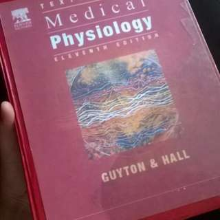 Medical Physiology by Guyton & Hall