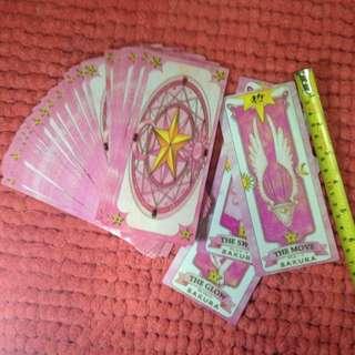 Clow Cards - Card Captor Sakura