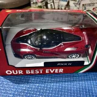 Shell Ferrari FXX K 1:43 scale