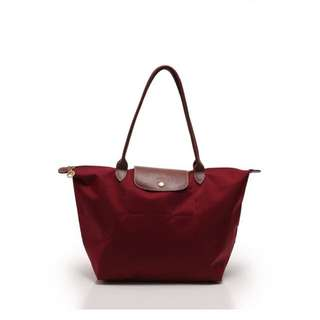 Authentic Longchamp Long Handle Bag