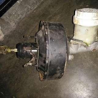 Brake servo master pump proton