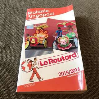 🇫🇷 Guide Routard Malaisie/Singapour