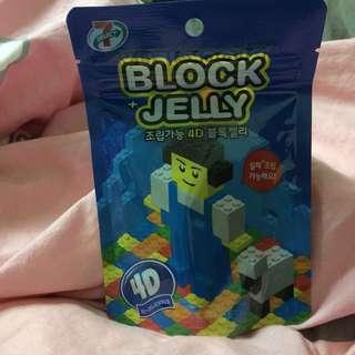韓國4D LEGO糖