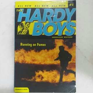The Hardy Boys #2: Running On Fumes