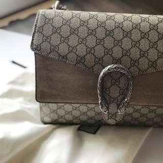 Gucci bag dionysus large