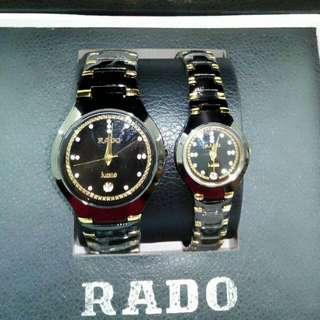 Set Rado Couple