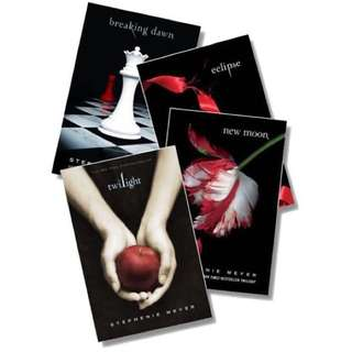Twilight Series - Stephenie Meyer