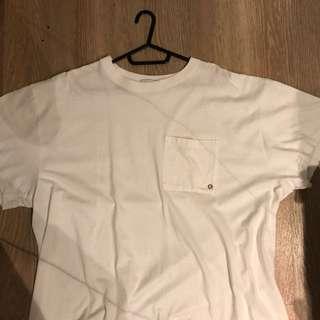 SILAS Boxy Tshirt Size Large