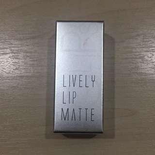Matte Lip Colour