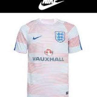 Nike 英格蘭練習波衫