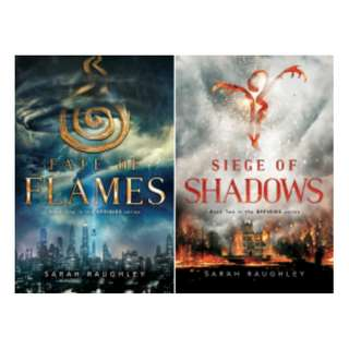The Effigies (2 Book Series) BY Sarah Raughley (or buy individually)