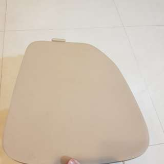 Toyota picnic toolkit side panel cover