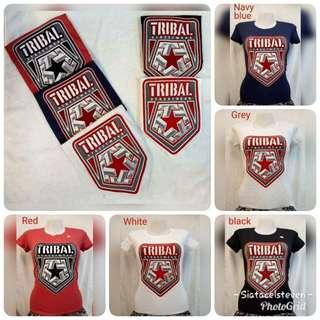 TRiBAL T-SHiRTS ORiGiNAL BRANDEDEXCESS & OVERRUNS CLOTHES