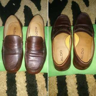 Aldo Loafers Flat Shoes Original