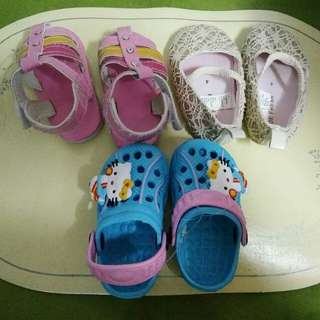 Baby Sandals and Doll shoes