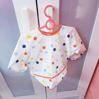 IKEA baby apron