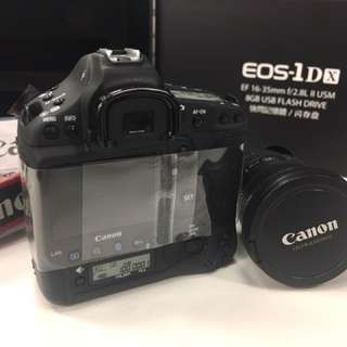 Canon EOS 1DX 相機形 8GB USB