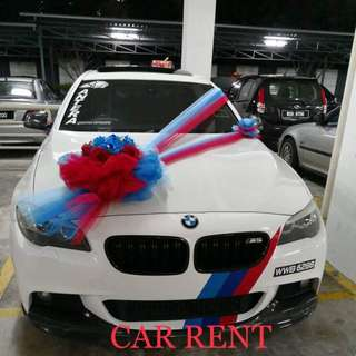 Bmw car for rental. Any event