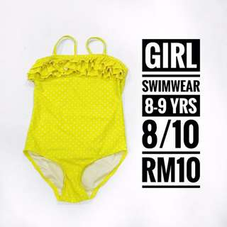 Girl swimsuit