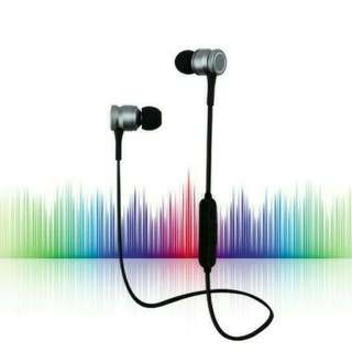 Earphone Bluetooth Sport Magnet/